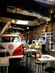 Best Nolita Restaurants - Tacombi Interior