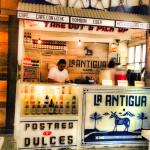 Best Nolita Restaurants NYC - Tacombi Sangria