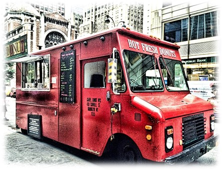 Best Doughnuts NYC - Food Truck