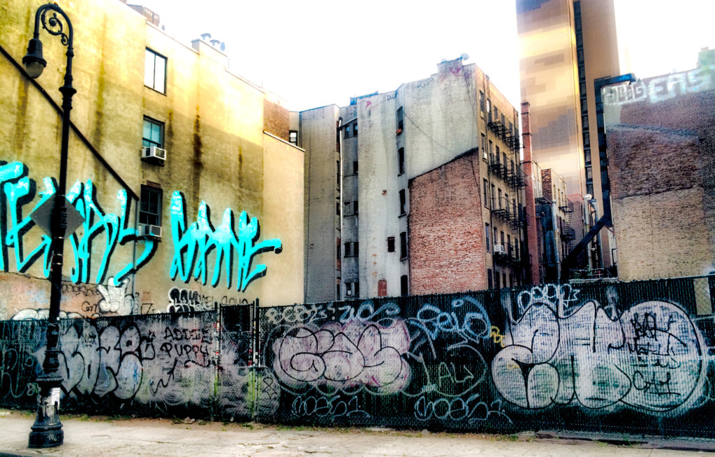 Streets of the LES