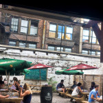Beer Garden Midtown East NYc