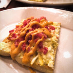 Il Bambino Egg salad crostinis